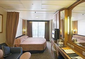 Ocean View Stateroom with Balcony