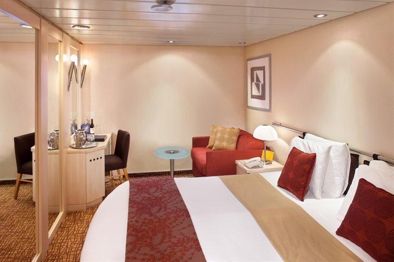 Inside Stateroom Cruise-Only Guarantee
