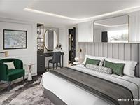 Petite Suite with Panoramic Balcony-Window™