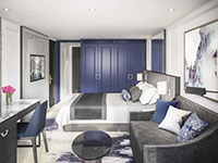 Deluxe Suite with French Balcony