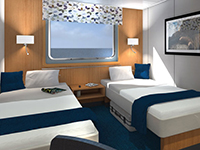 Explorer Double Cabin - Horizon Deck