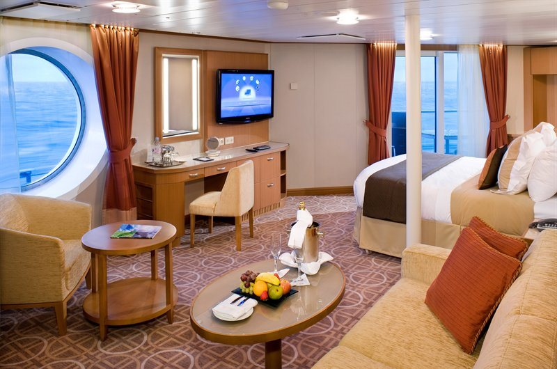 Deluxe Stateroom Cruise-Only Guarantee