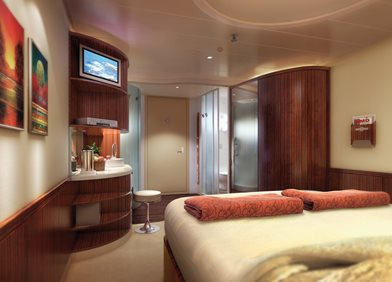 Sail Away Inside Stateroom Guarantee