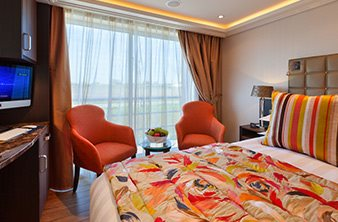 French Balcony Stateroom