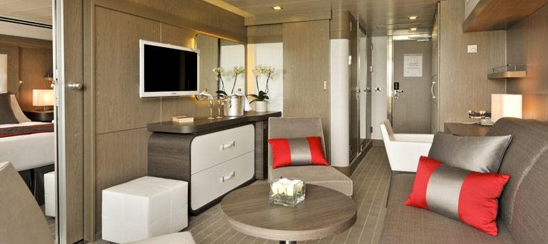 Prestige Suite - Deck 6