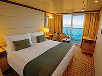 Obstructed Balcony Stateroom