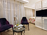 Suite with Twin Balcony
