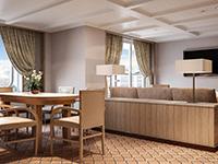 Owner's Suite - Two Bedroom