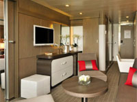 Prestige Suite - Deck 5