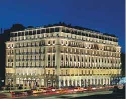 Hotel Grande Bretagne, A Luxury Collection Resort