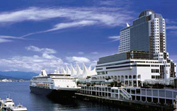 Pan Pacific Hotel, Vancouver