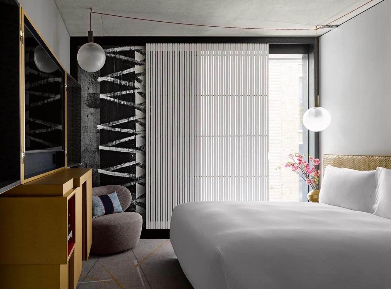Nobu Hotel London Shoreditch