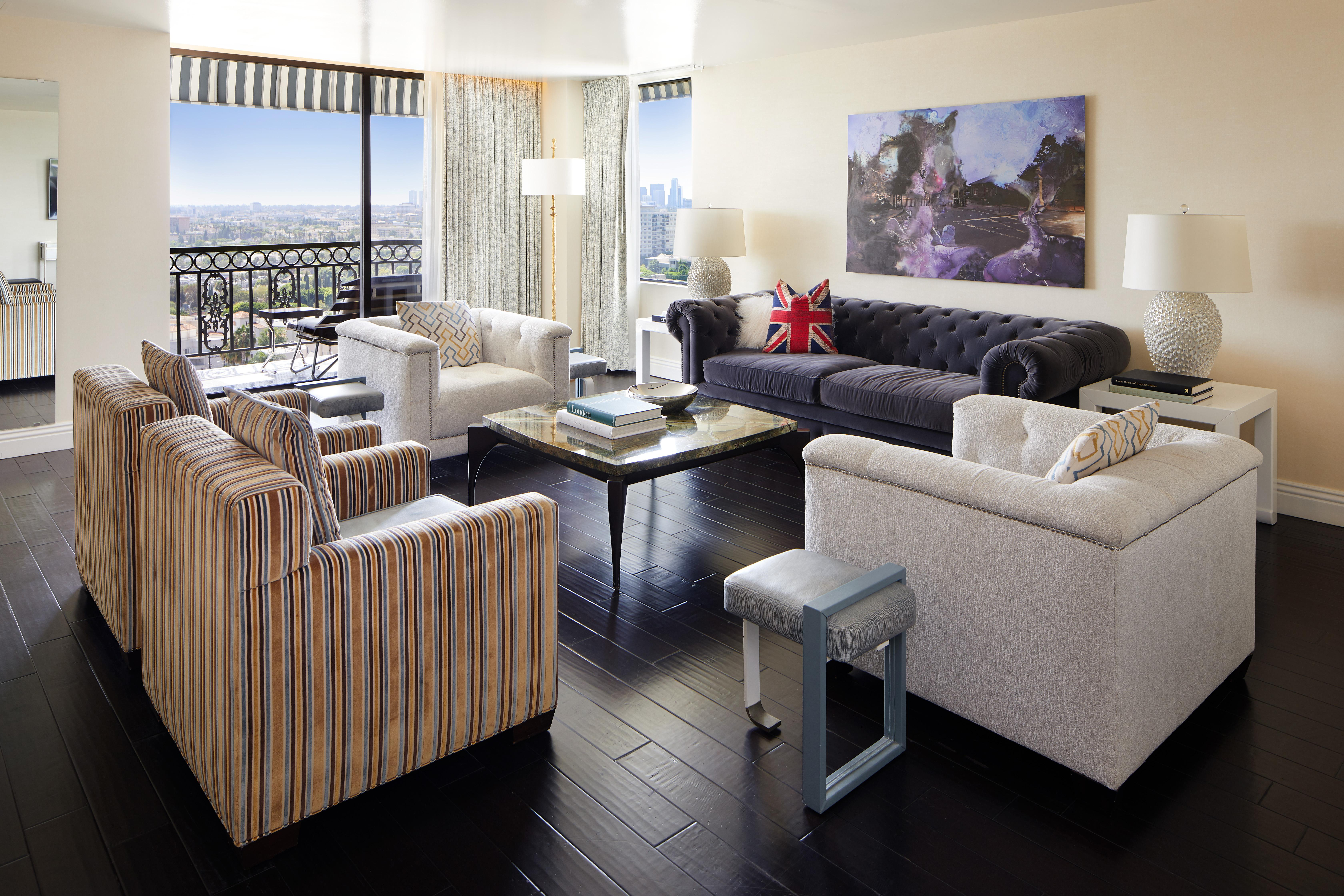 London West Hollywood_Gate Suite One Bedroom (1)