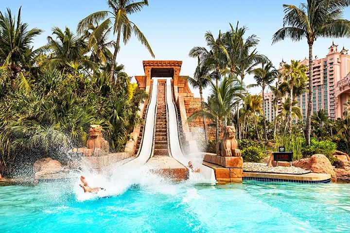 Aquaventure Challenger Water Slide