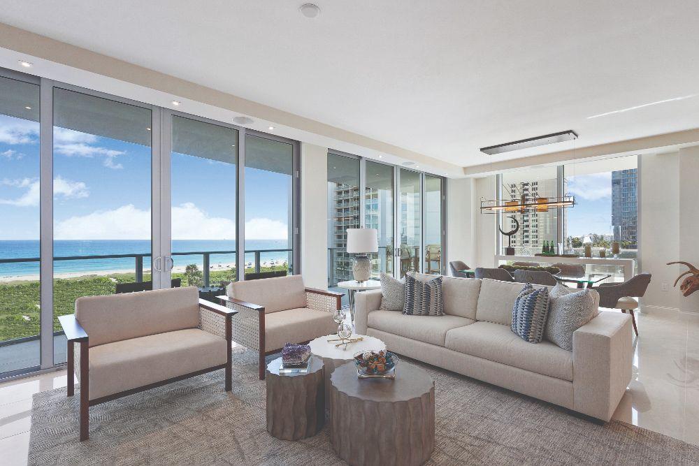 Wellness Residence Living Room