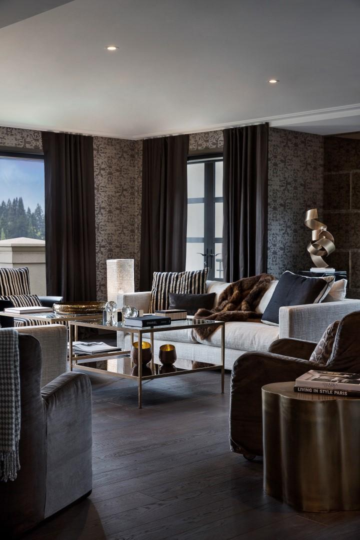Sofitel Queenstown Hotel Spa Hotel Overview