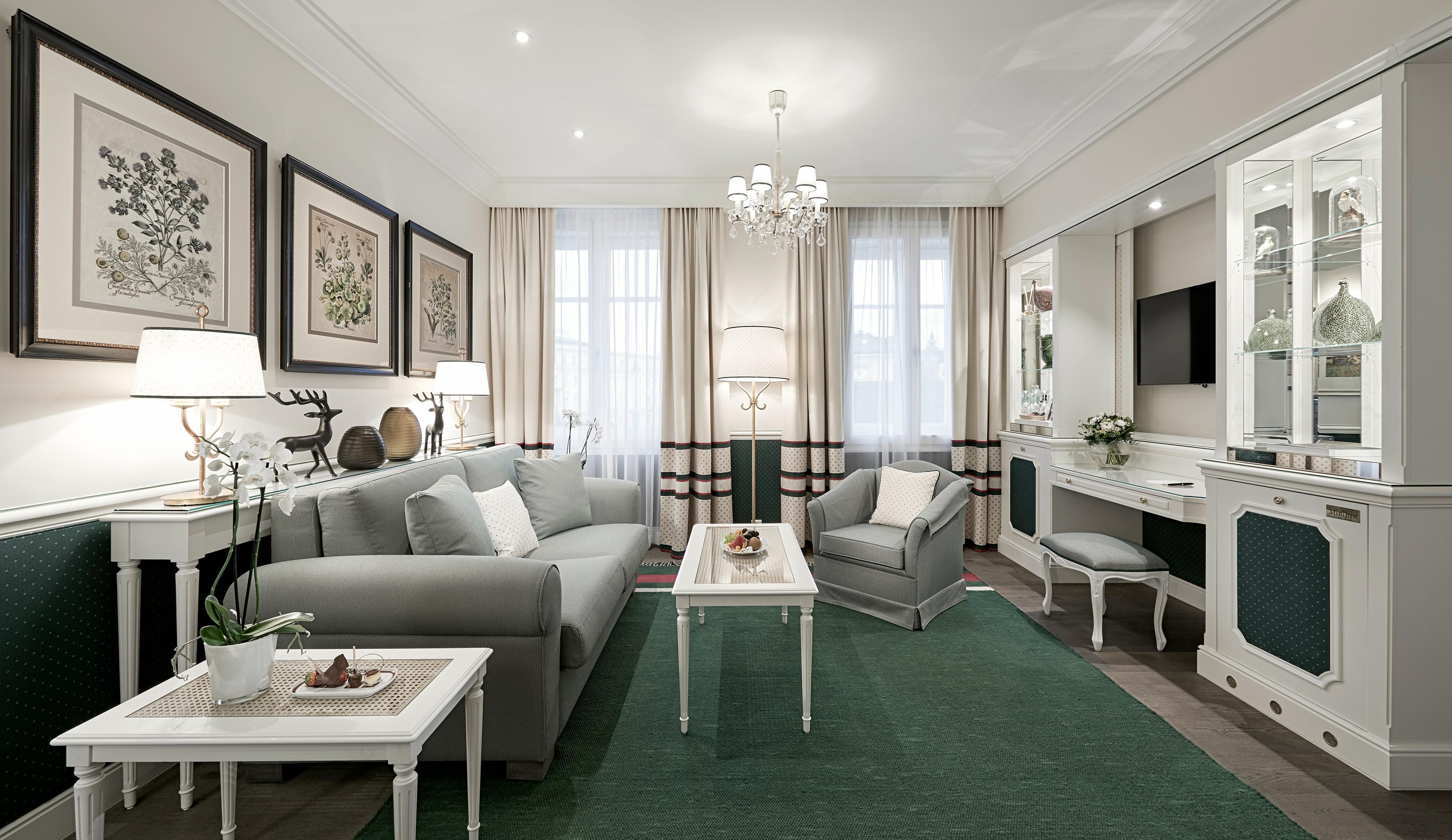 Hotel Sacher Salzburg (Salzburg, Austria) | Globus Accommodation Details