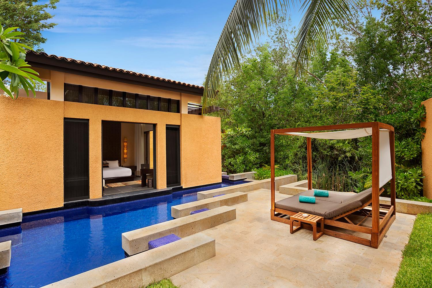 Bliss Pool Villa exterior