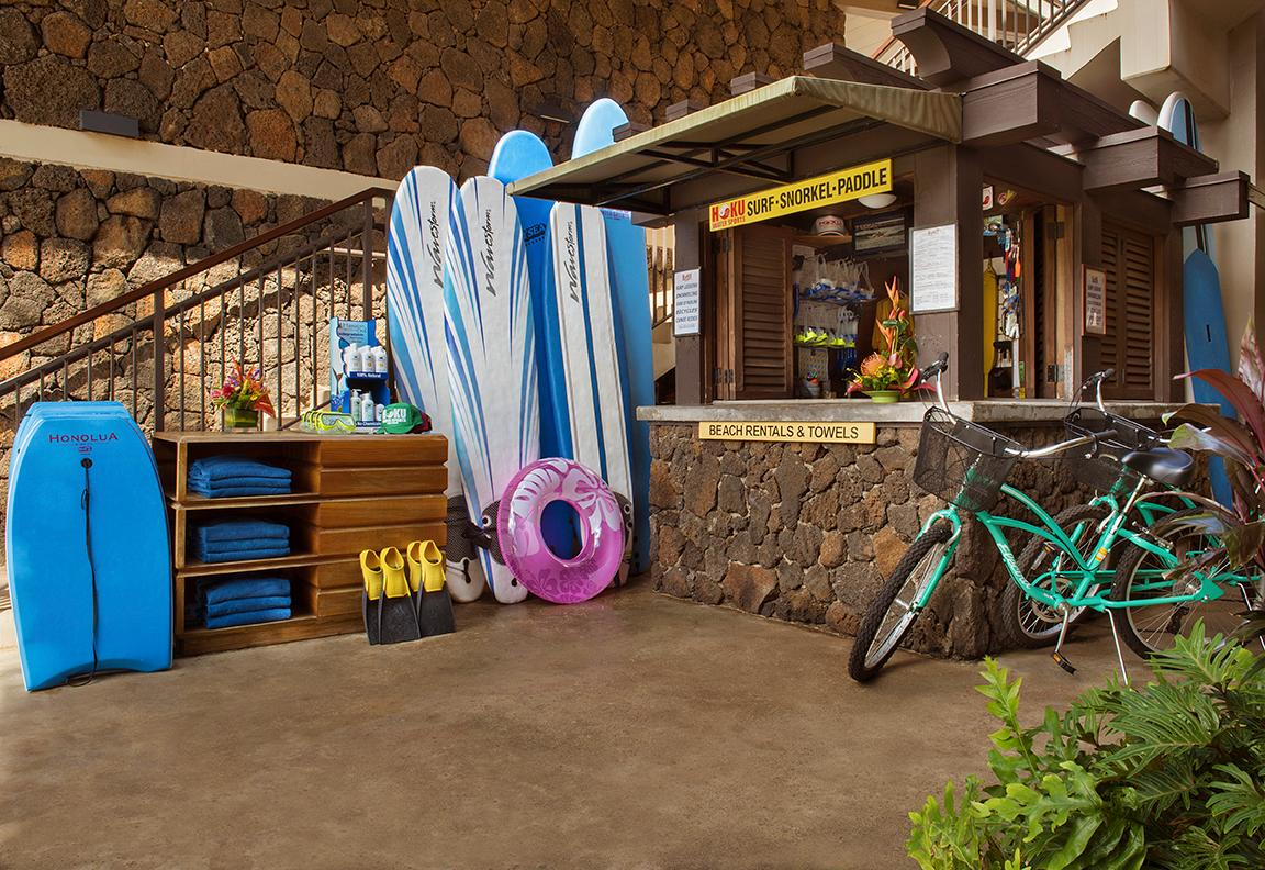 Onsite Water Sports  Hut