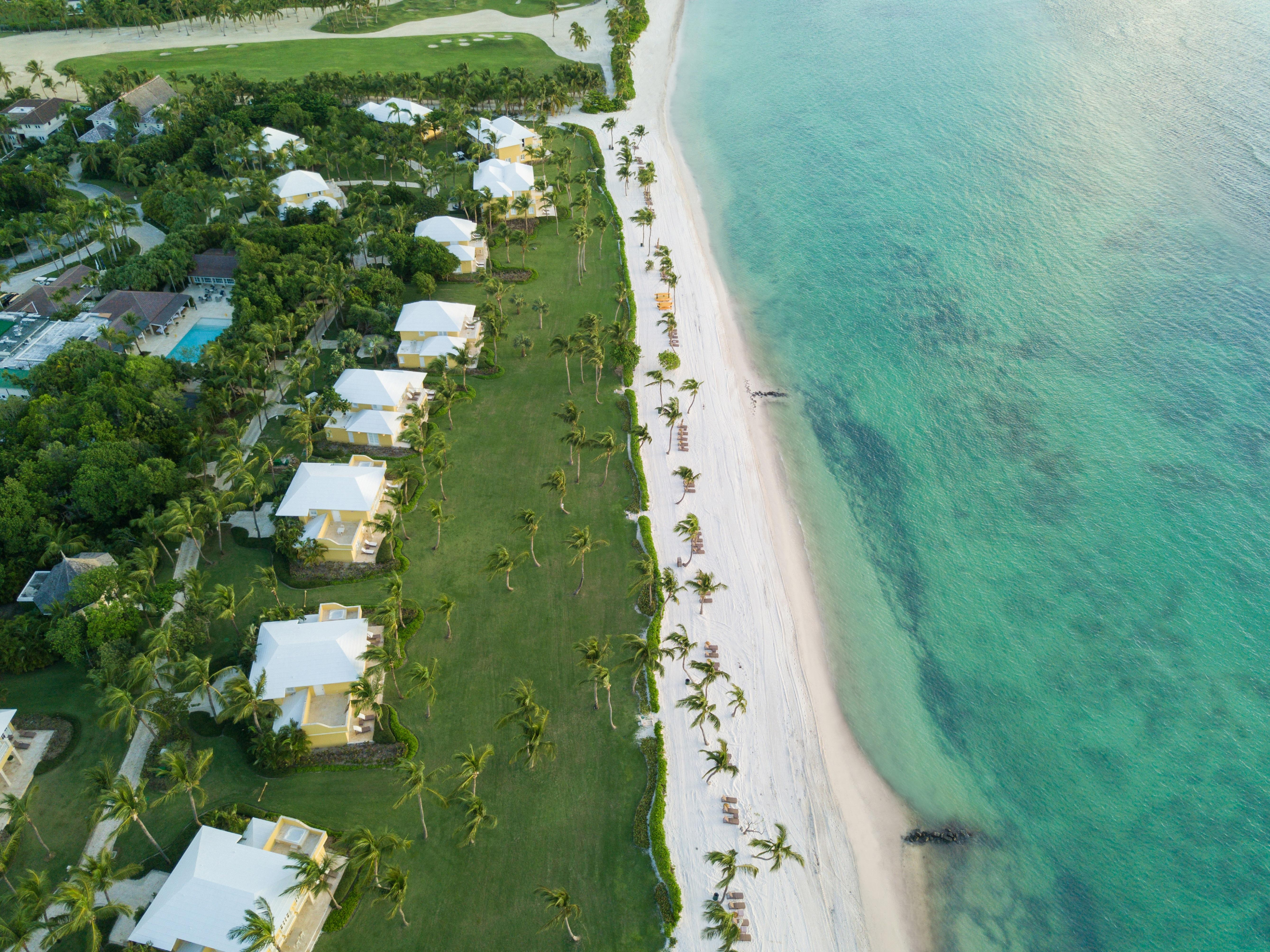 Tortuga Bay Villa and Beach Overview