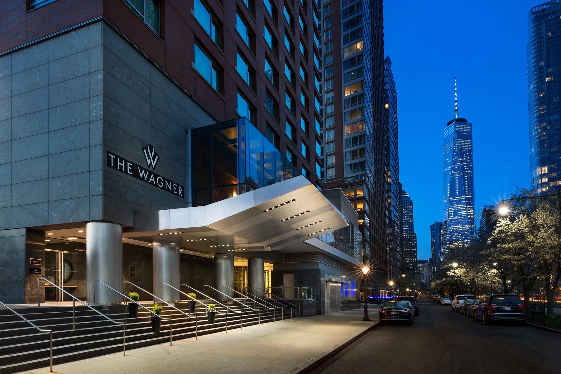 Hotels Near Financial District New York