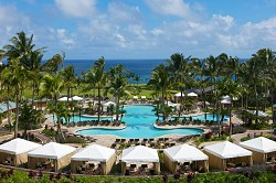 The Ritz-Carlton Kapalua Maui Pool View with private cabanas