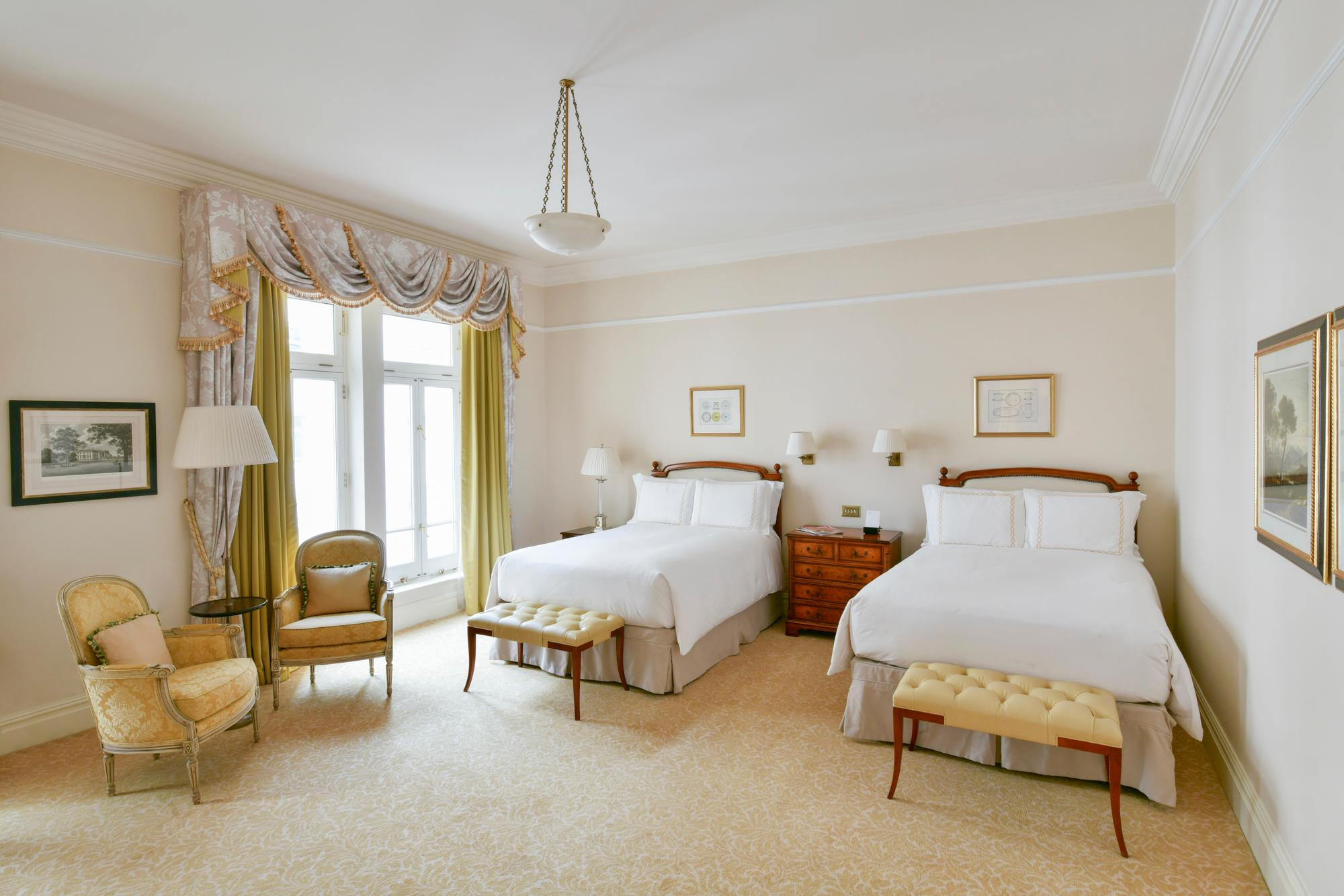 Luxury Double Double Room Edwardian