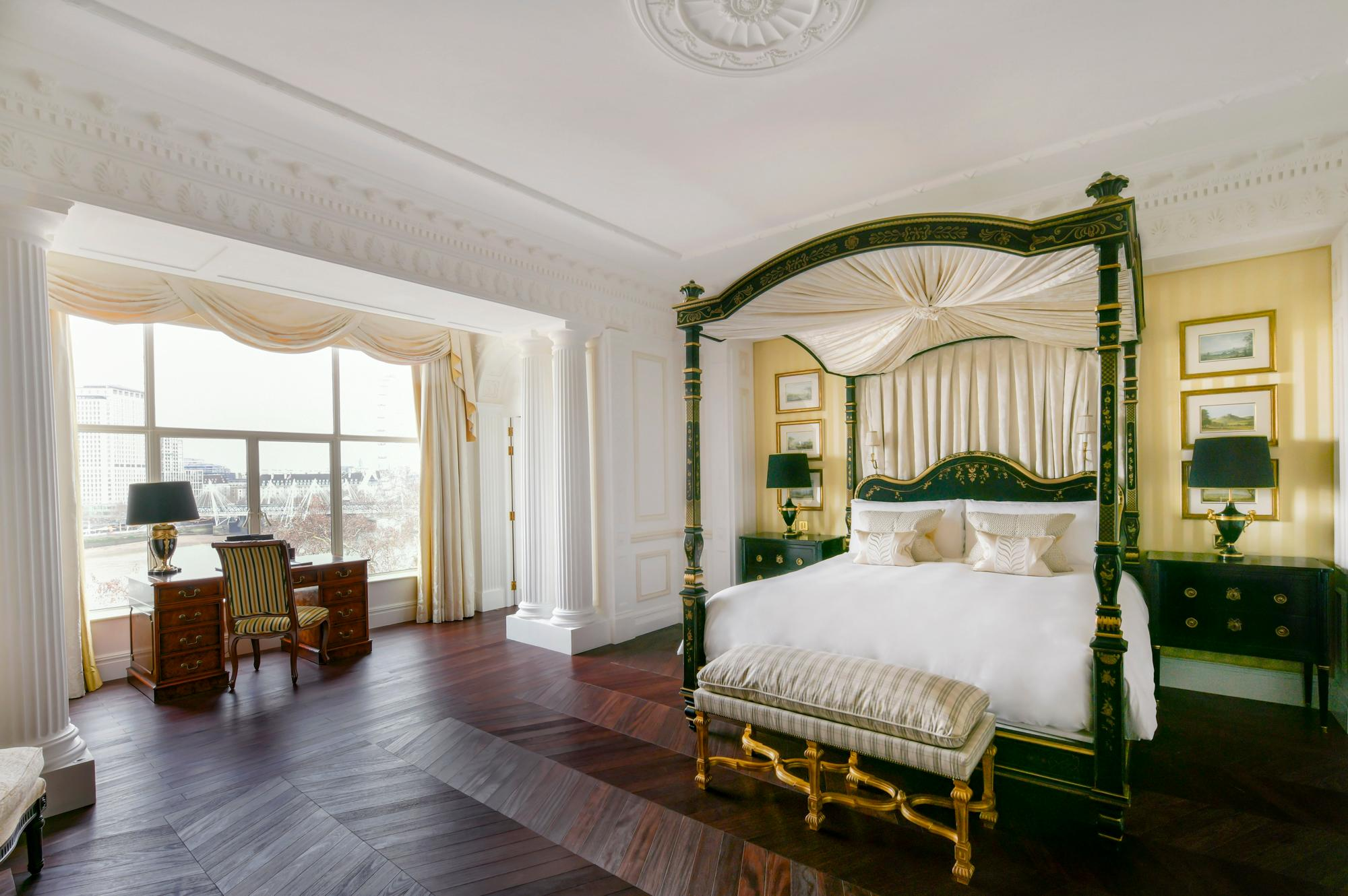 Royal Suite Bedroom