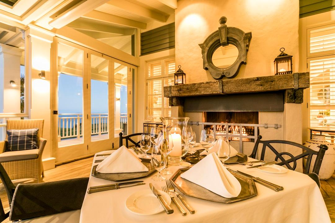 Private Dining at Kauri Cliffs