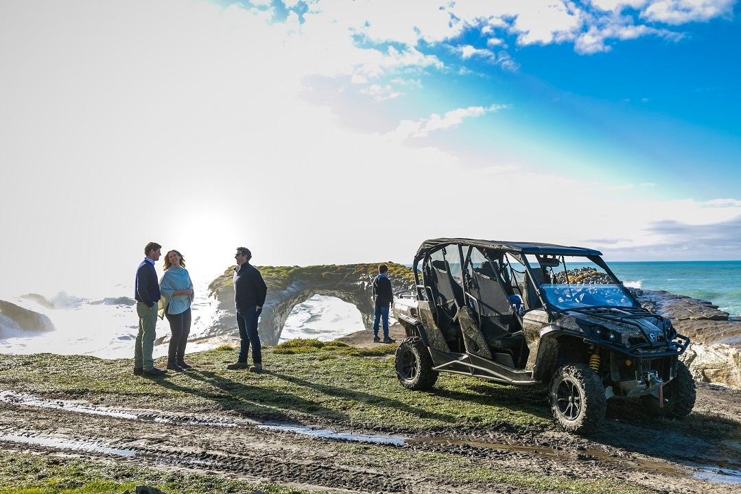 Cape Kidnappers Can-Am Property Tour
