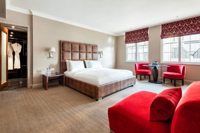 The May Fair Hotel - King Deluxe Room