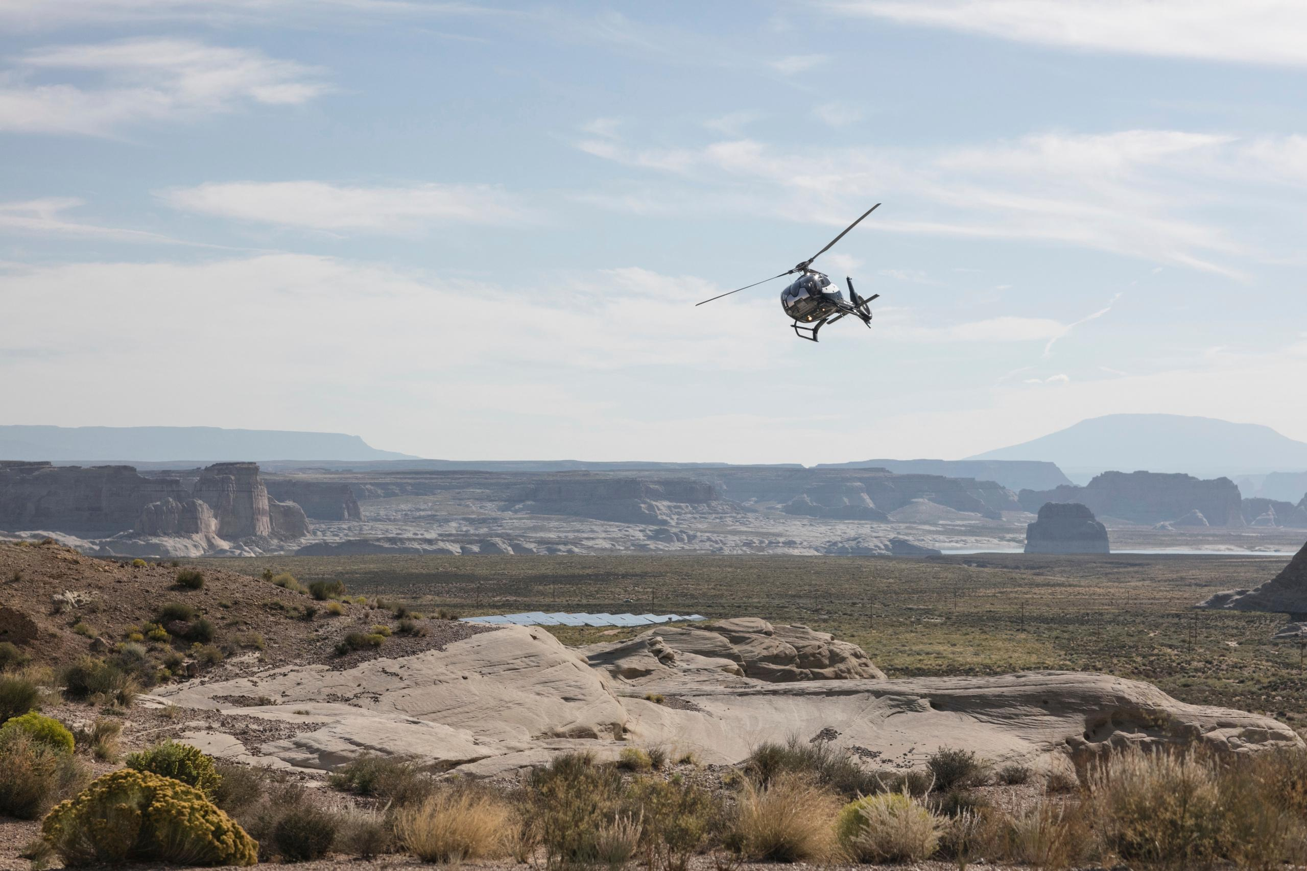 Adventure - Helicopter Tours