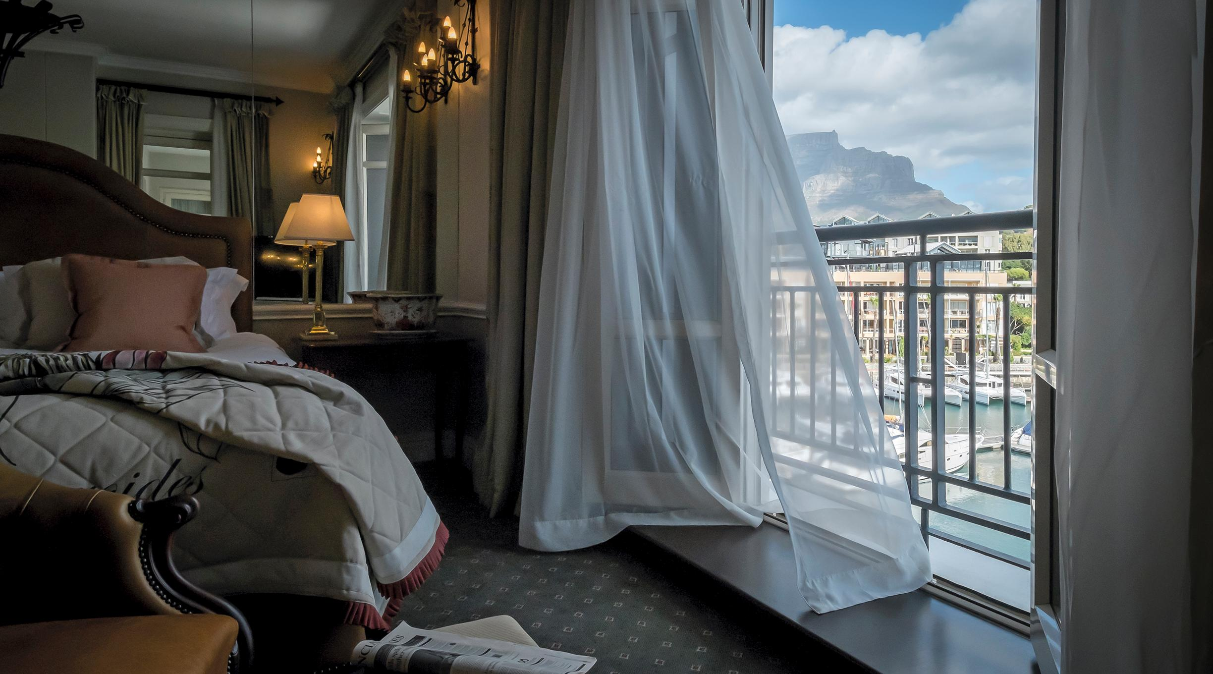 Rooms with views of Table Mountain