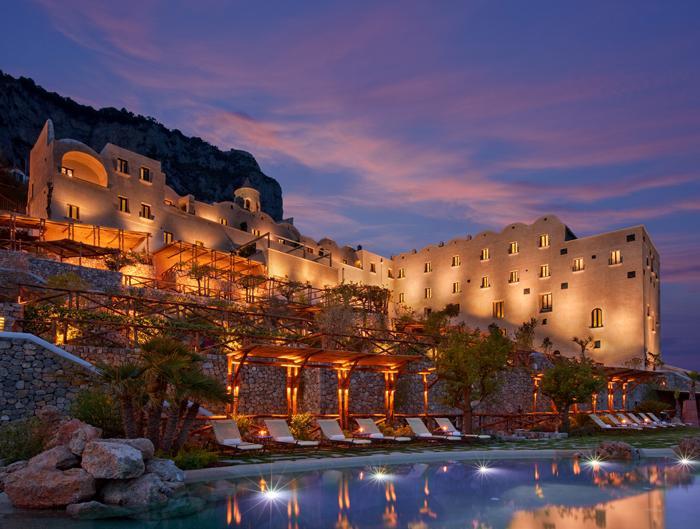Monastero Santa Rosa Hotel & Spa