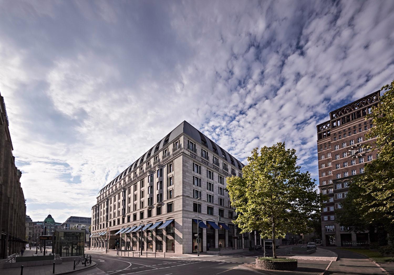 Capella Breidenbacher Hof Dusseldorf