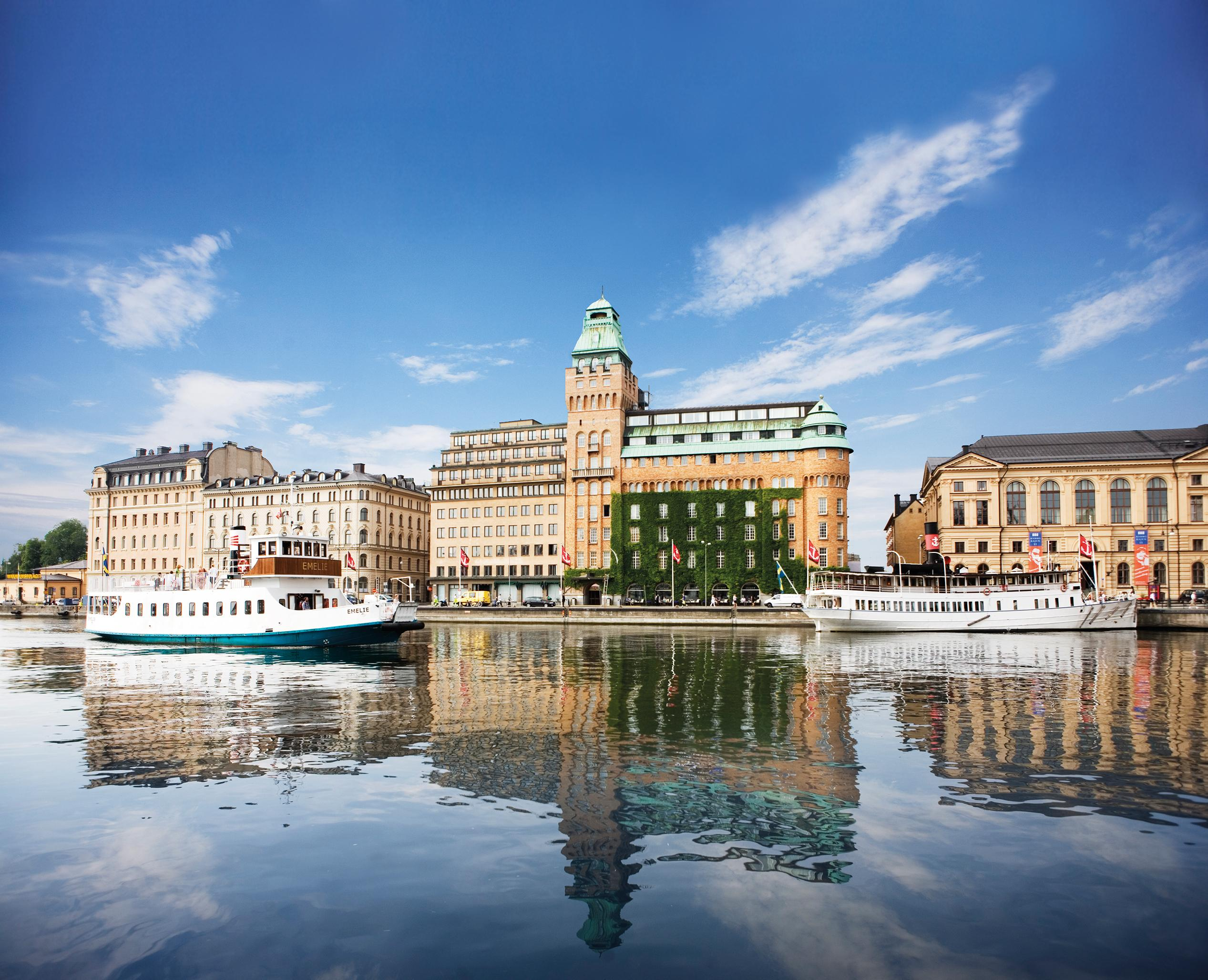 Radisson Collection Strand Hotel Stockholm