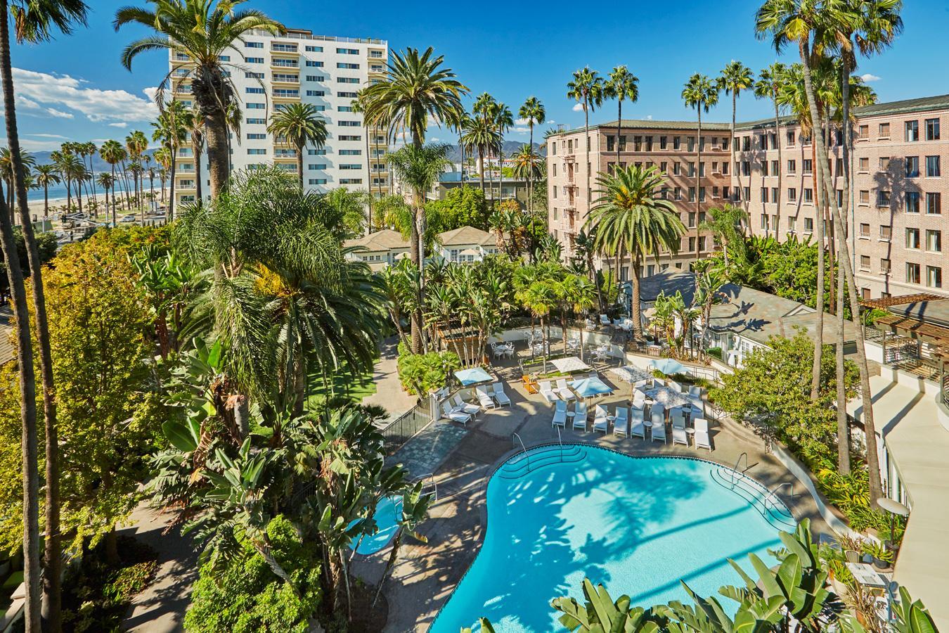 Fairmont Miramar Hotel & Bungalows   Carefree Vacations