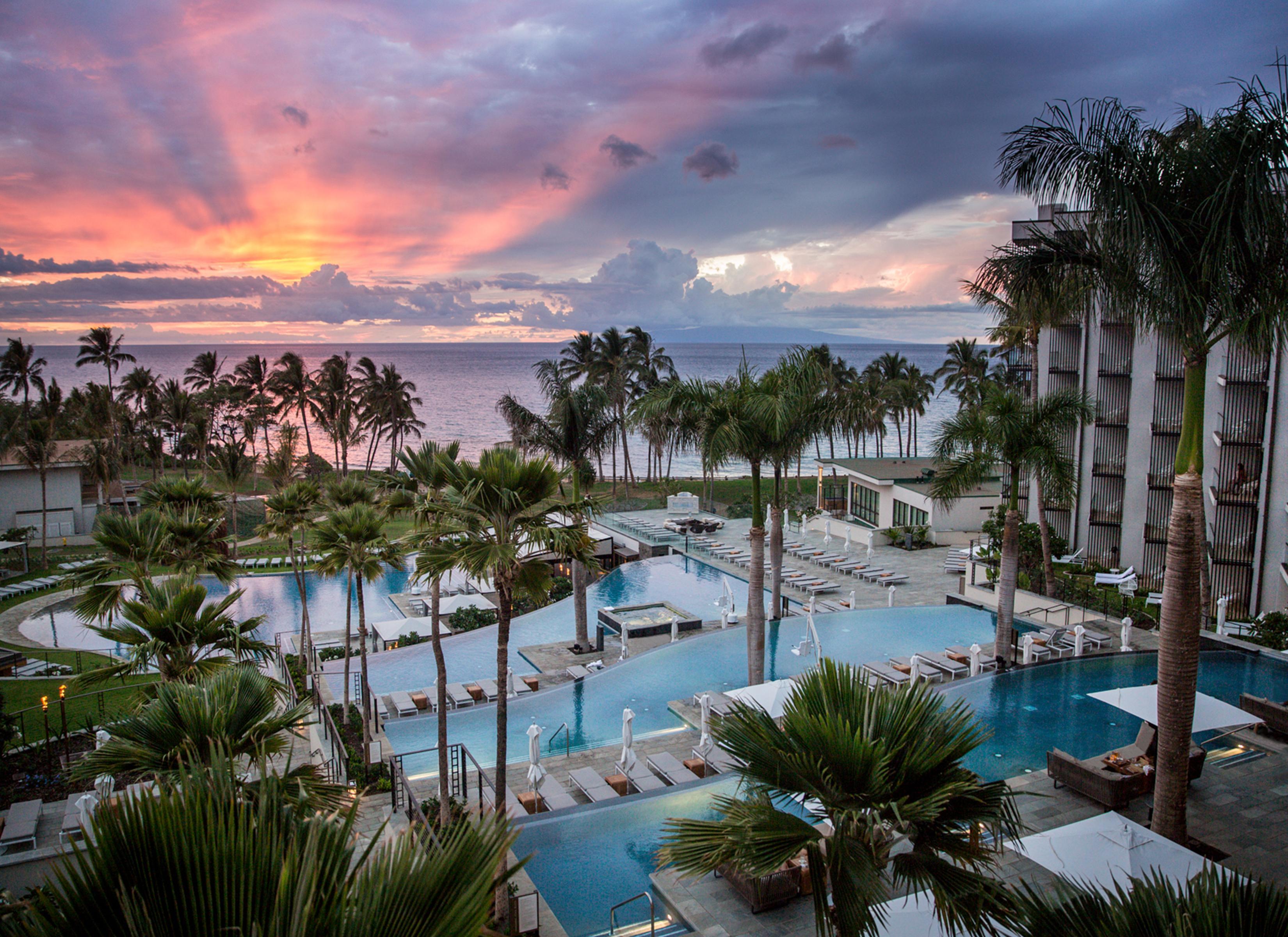 Andaz Maui at Sunset