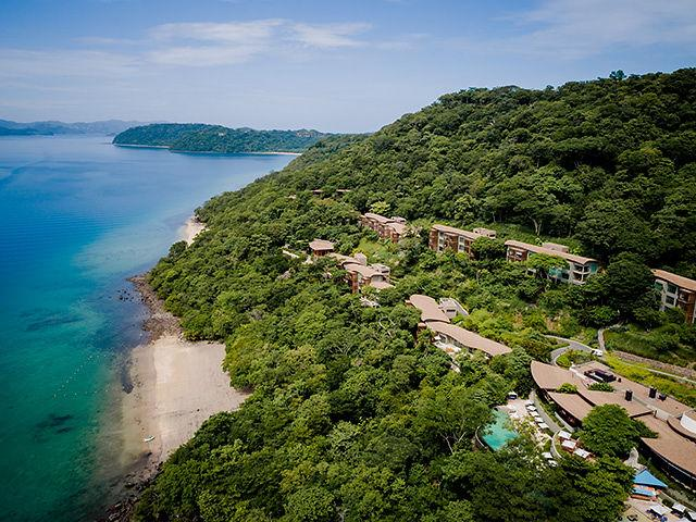 Andaz Costa Rica Aerial View