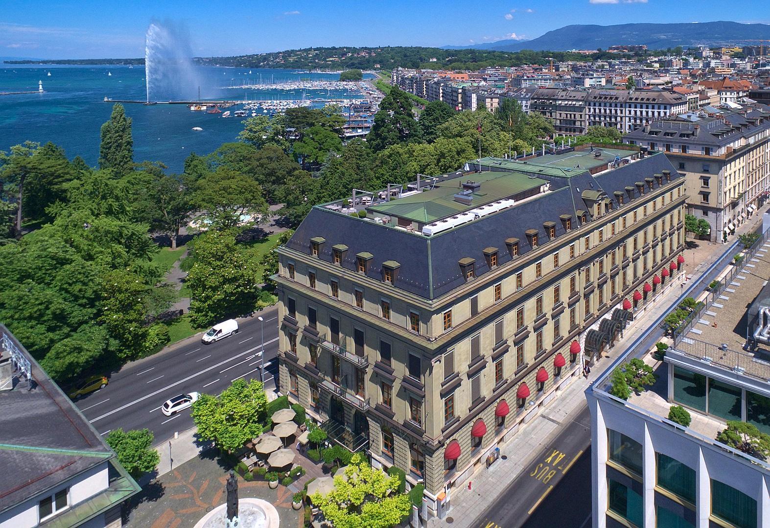 Hotel Métropole Geneva