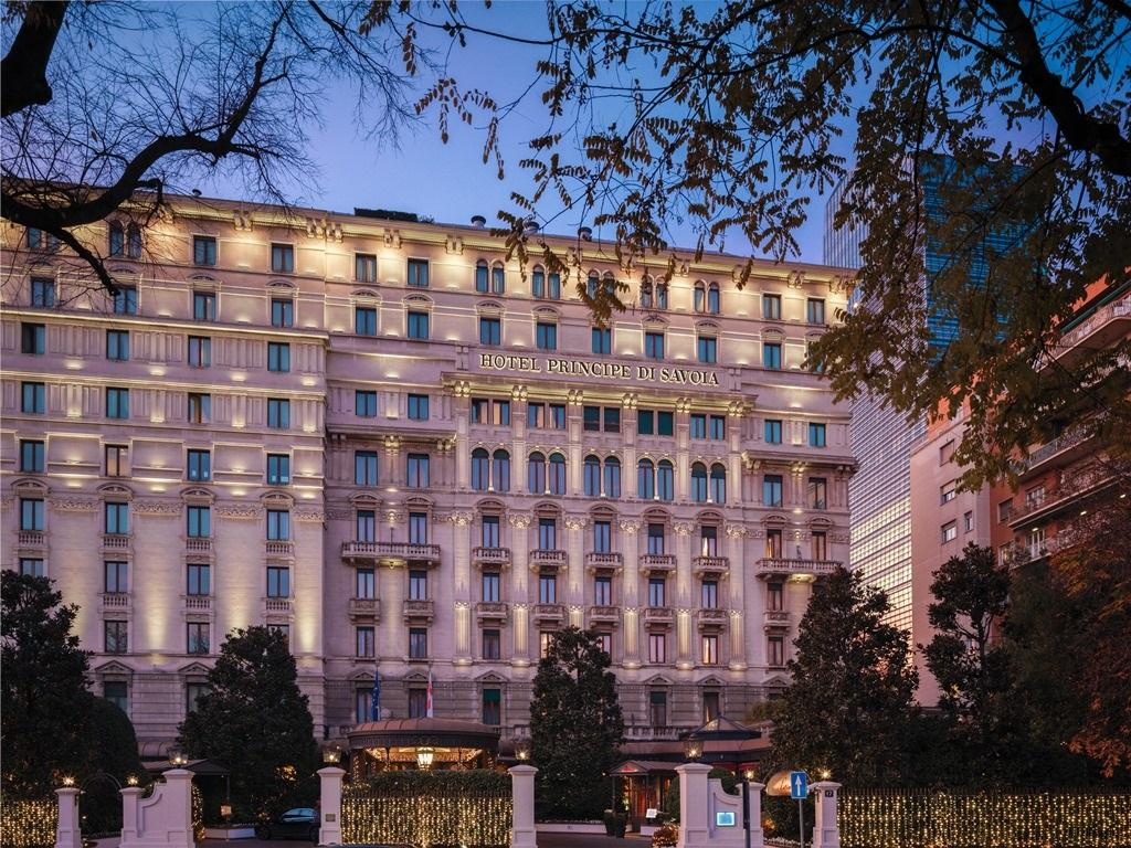 Hotel Principe di Savoia, Dorchester Collection