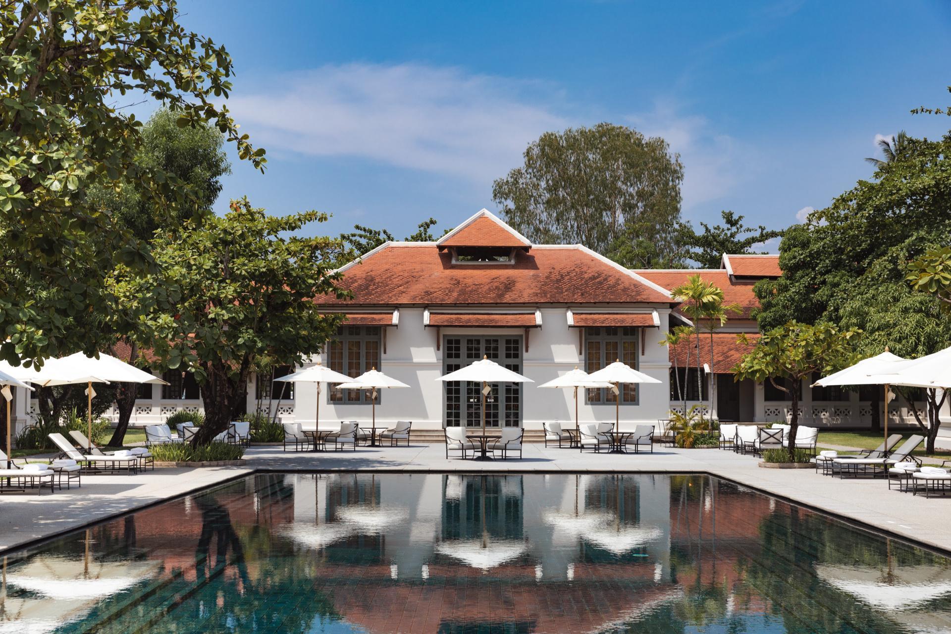 Amantaka Main Pool