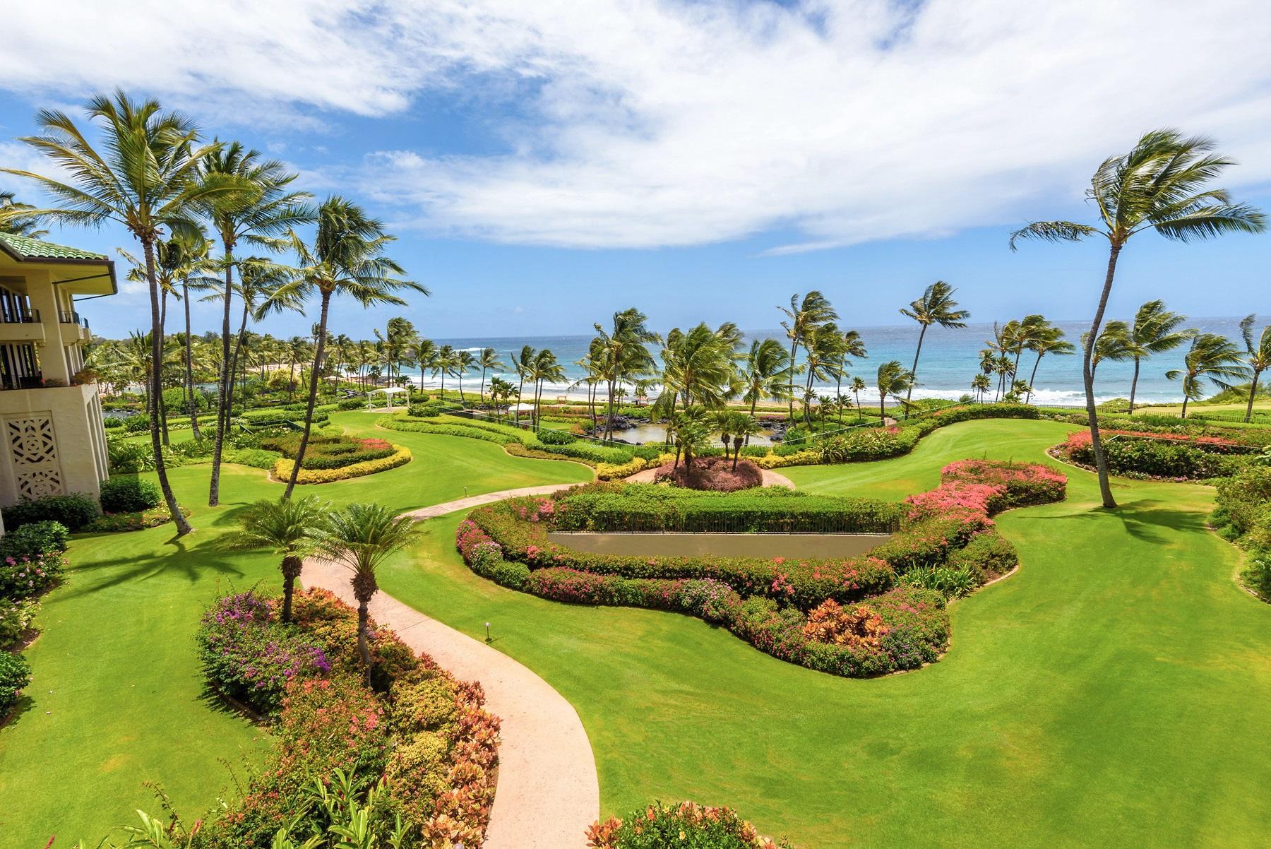 Grand Hyatt Kauai Resort & Spa   Carefree Vacations