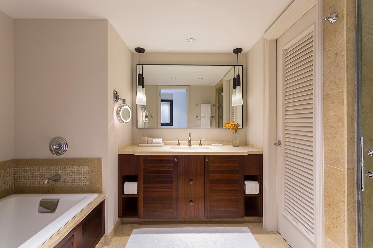 Residential Suite Bathroom