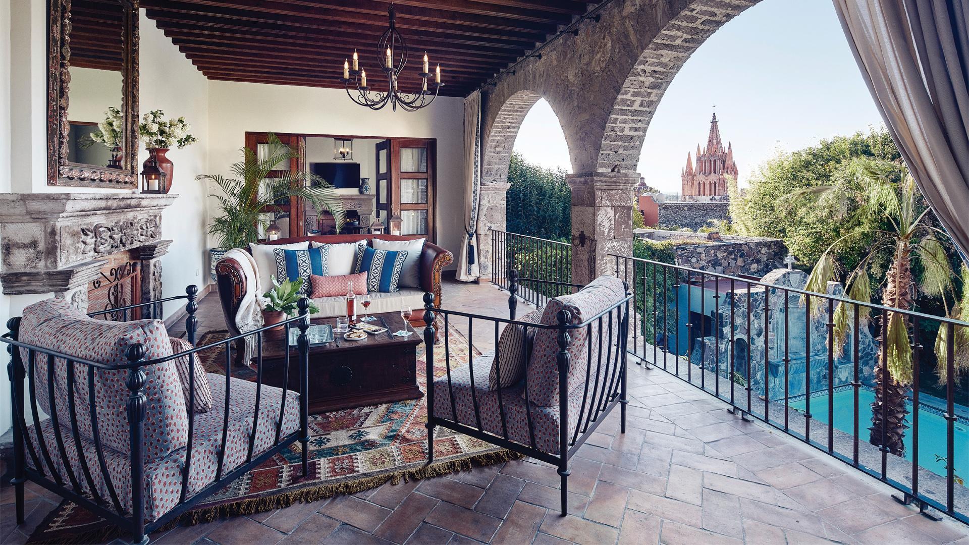Casa de Sierra Nevada, A Belmond Hotel, San Miguel de Allende