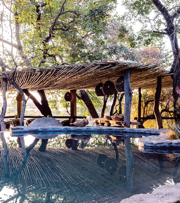 Singita Ebony & Boulders Lodges