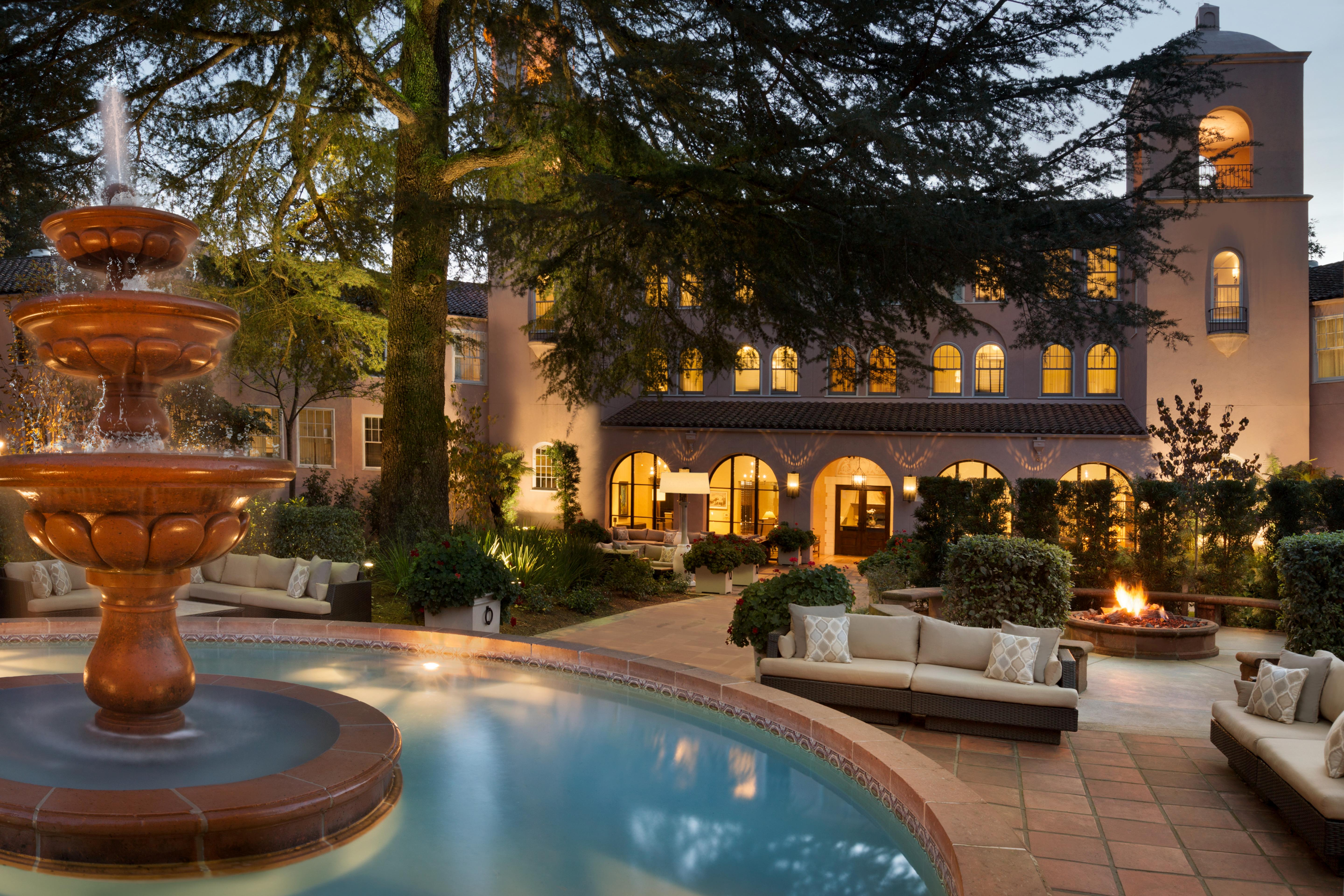 Fairmont Sonoma Mission Inn & Spa   Carefree Vacations