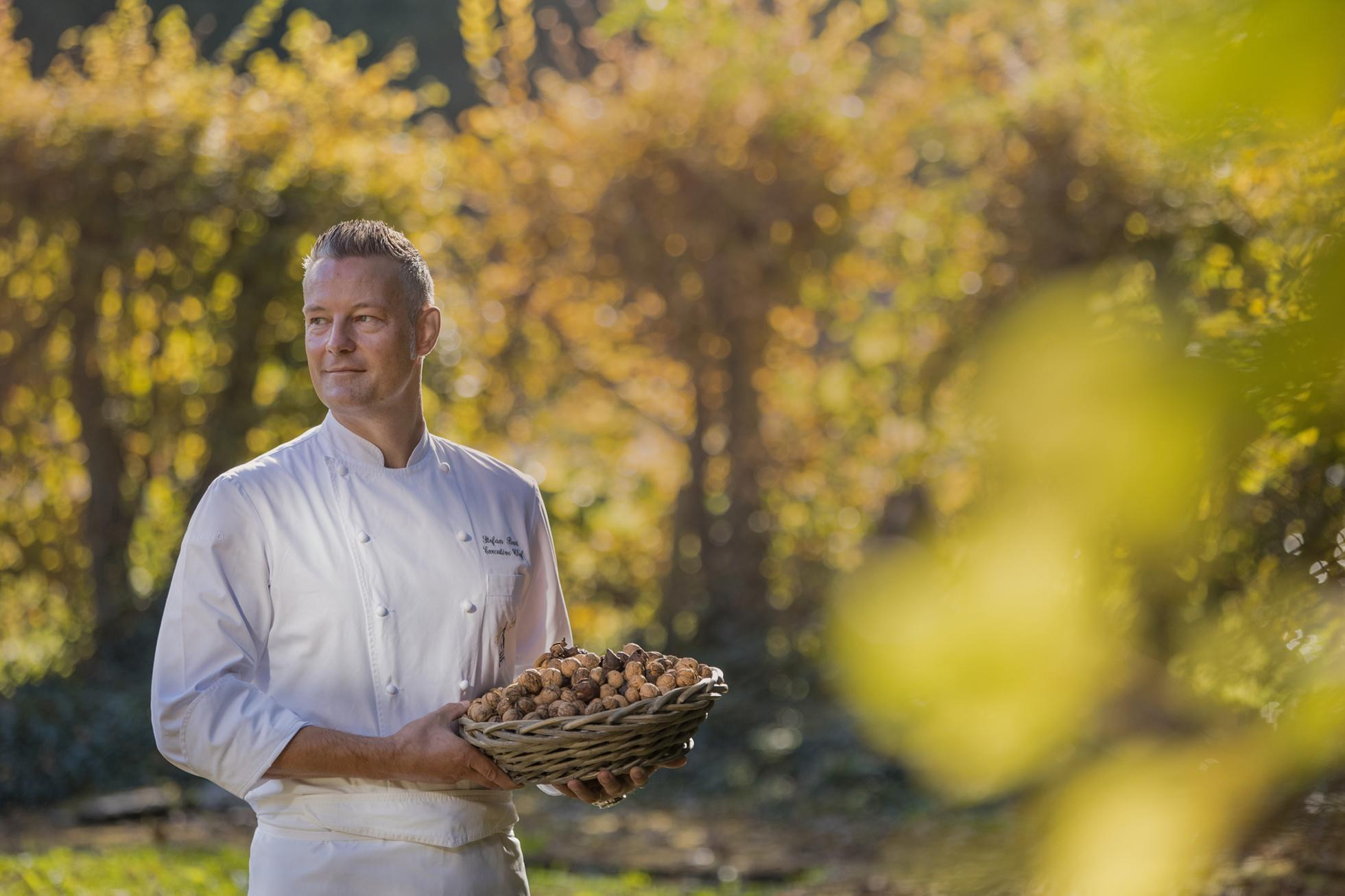 Executive Chef Stefan Beer