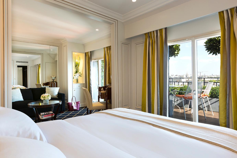 Hotel San Regis Paris: Exclusive Offers & Amenities