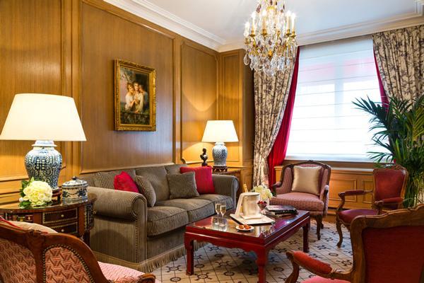 Hotel San Regis Paris